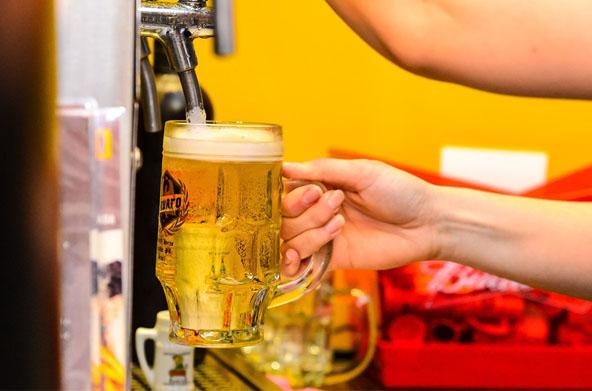 Rua 24 Horas promove festival de cervejas artesanais