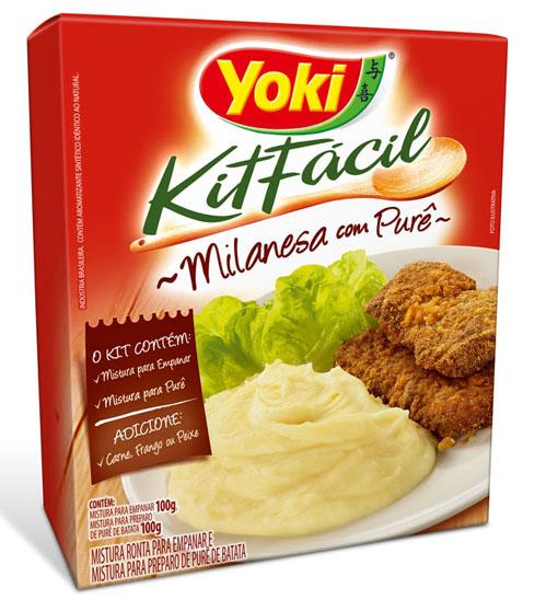 Yoki inova mercado de alimentos com linha Kit Fácil