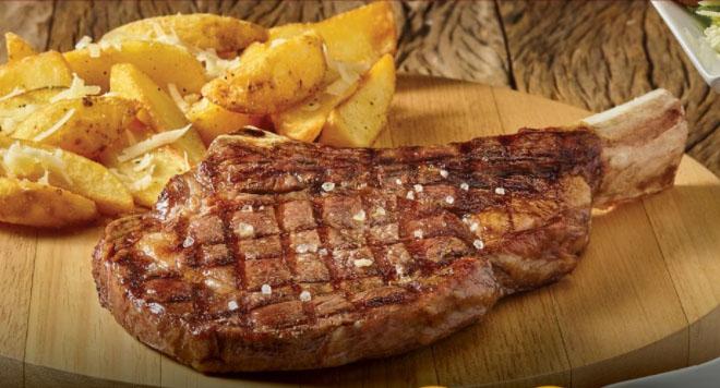 Applebbe´s traz novidades e lança Premium Steak´s & Rustic Potato