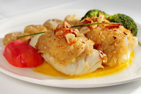 Tasca do Arouche ensina receita de bacalhau para a a Páscoa