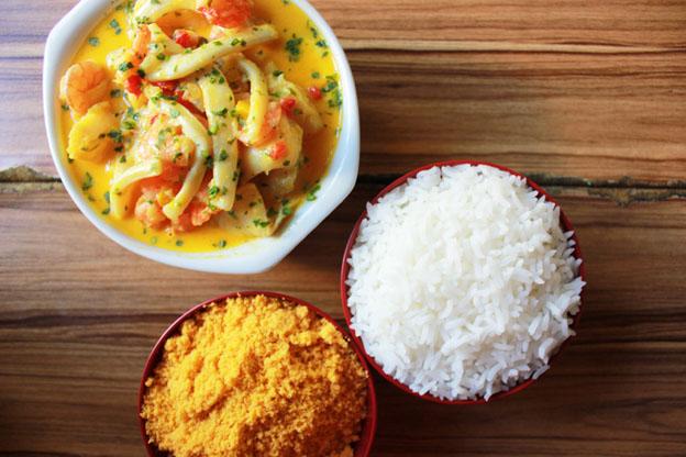 Clássicos da gastronomia baiana no Do Horto