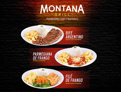 Montana Grill estreia na Black Friday com três pratos pela metade do preço
