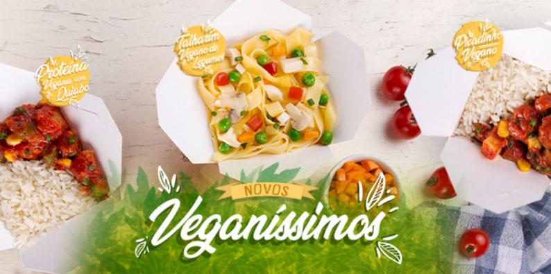 Brasileirinho Delivery amplia opções veganas em seu cardápio