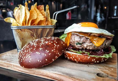 Confira a receita do burger do Cristiano Ronaldo