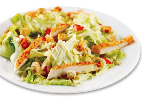 Salada: refrescância para o Verão