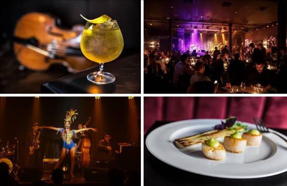 Café Society é o mais novo dining speakeasy de São Paulo
