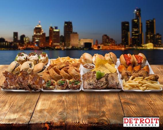 Detroit Steakhouse apresenta novidades no cardápio