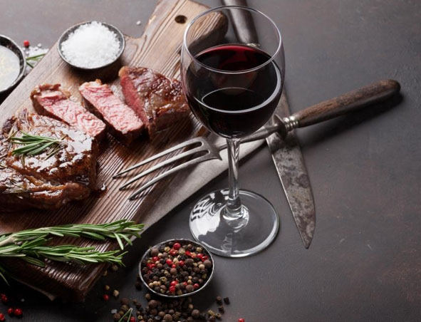 Chef indica vinhos para harmonizar com cortes clássicos de carne