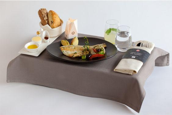 Turkish Airlines oferece serviço gastronômico premiado