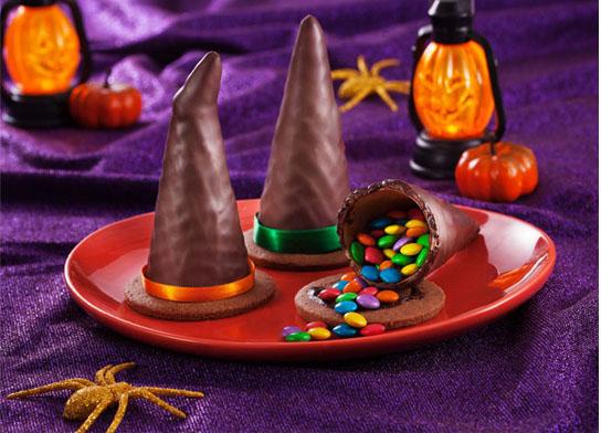 Chapéu de Bruxa Surpresa para o Halloween