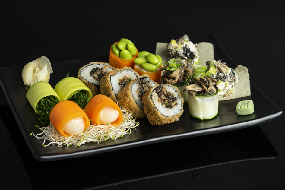 Temaki Fry cria novas opções para vegetarianos e veganos