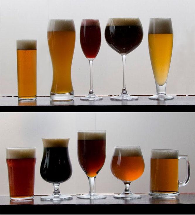 Cerveja: qual é o copo ideal para o seu estilo preferido?