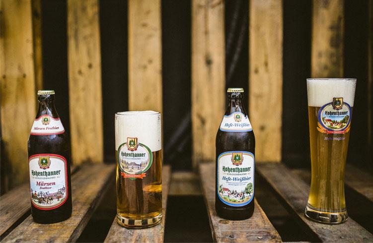 Estreante Davika apresenta três novos rótulos da Hohenthanner no Degusta Beer & Food