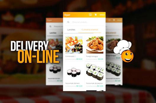 Plataforma permite implementação de sistema delivery gastronômicos