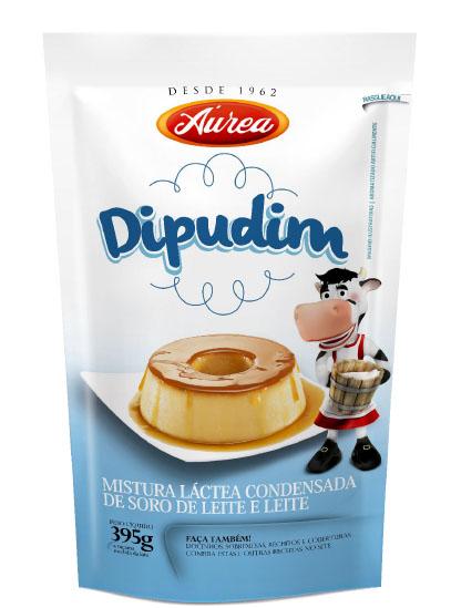 Áurea Alimentos inova e lança mistura pronta para pudim de leite