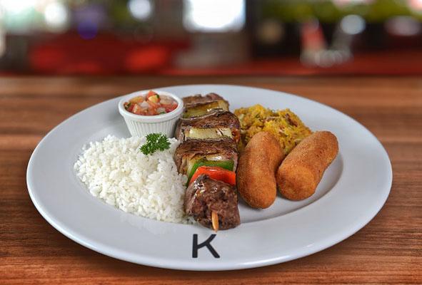 Rede Kharina lança novo cardápio para almoço executivo
