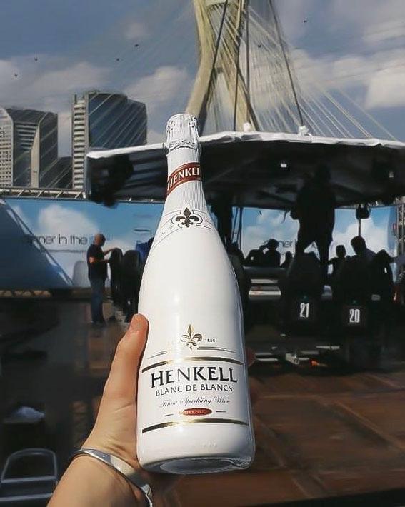 Henkell investe no Brasil com ação inusitada e nova identidade visual