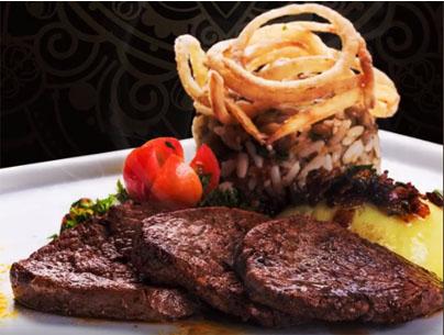 Pratos executivos árabes são opções para almoço prático e saboroso