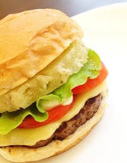 Família Burger mistura abacaxi com hambúrguer para celebrar a Primavera