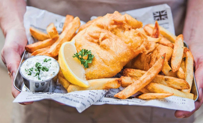 1º Festival do Fish and Chips de Curitiba