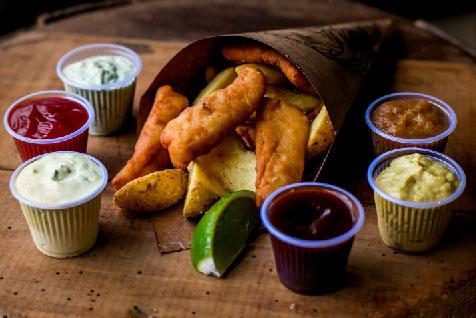 Tendência do Verão: fish n' chips chegou para ficar no Brasil