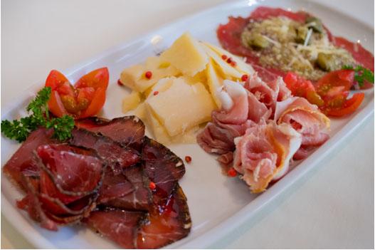 Oito pratos do norte da Itália para provar no Ca´d´Oro em São Paulo