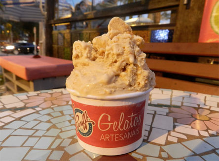 Banoffi participa do Gelato World Tour