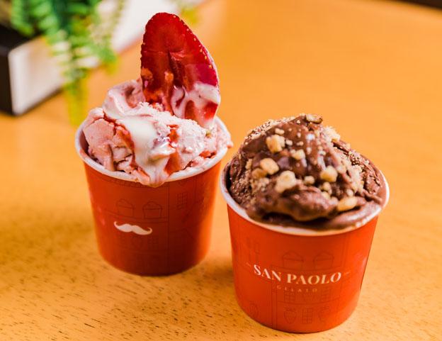 San Paolo oferece em seu cardápio sabores especiais para setembro