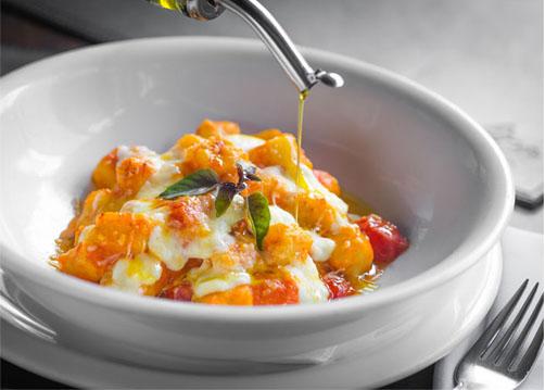 Restaurante Serafina apresenta seus diversos Gnocchi da Fortuna