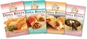 Dona Benta e Avon fazem parceria para divulgação da venda de coleção especial de livros de receitas
