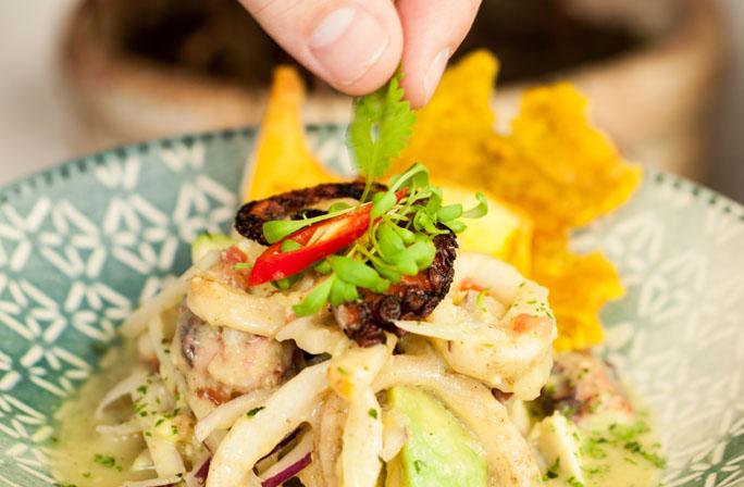 Huaco participa da Peru Week, com o melhor da cozinha peruana