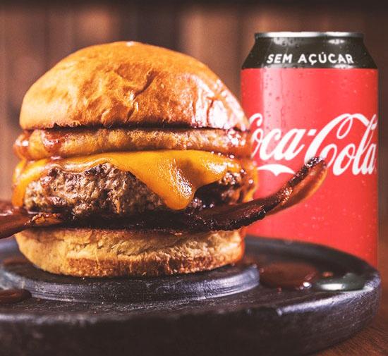 Tradi lança promoção com a Coca-Cola: ´Burger + R$1 Ganha Refri´