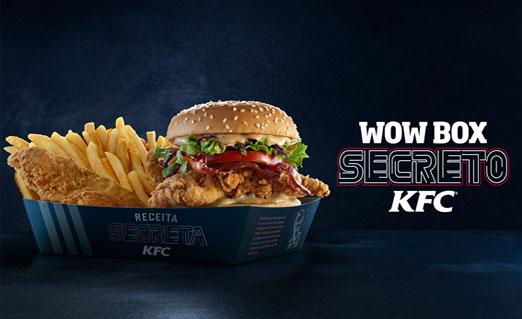 KFC e Coca Cola lançam terceira edição da campanha Receita Secreta