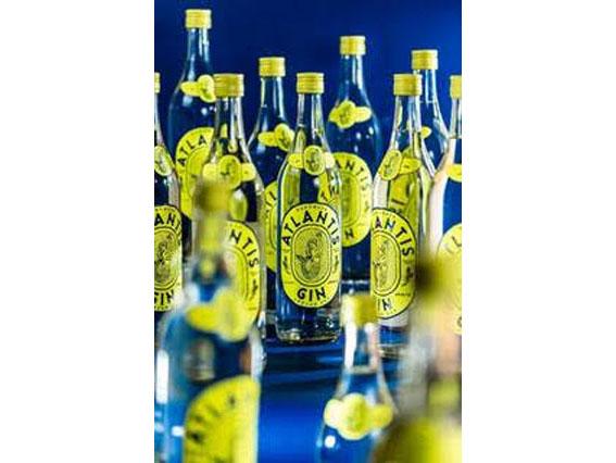Atlantis Gin: brasileiros lançam gin com preço justo