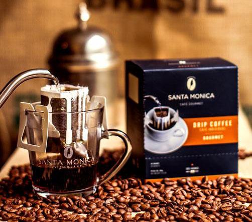 Drip Coffee é destaque do Santa Monica Café Gourmet na Fispal 2018