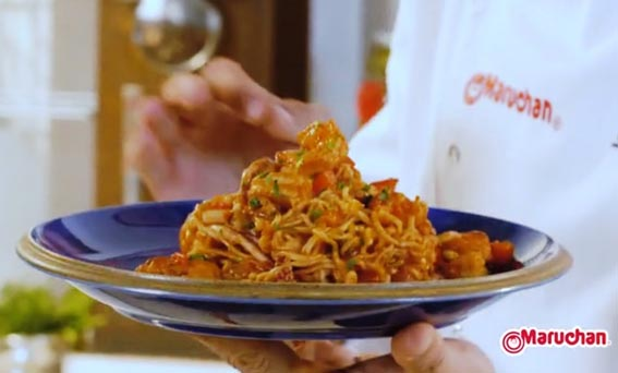 Leo Young ensina prato especial para o verão