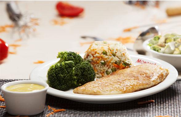 Páscoa: Montana Grill traz opções de peixes