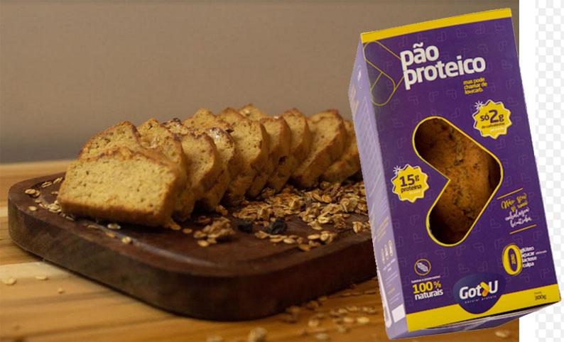 Pão proteico é solução para manter a saúde e perder peso