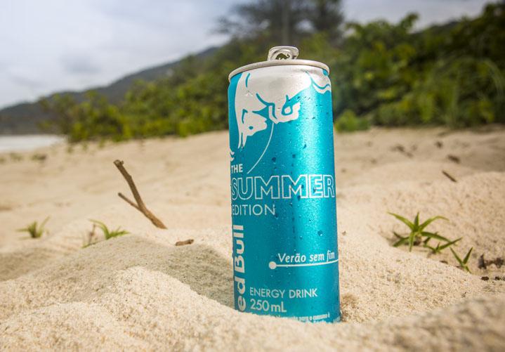 Com a cara do verão, Red Bull lança novo sabor no Brasil