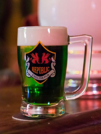 Republic English Pub Apresenta St. Patrick's Week