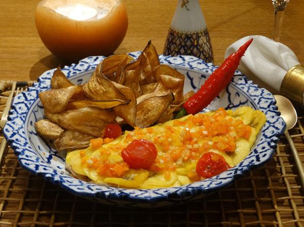 Koh Pee Pee lança menu sazonal de Outono-Inverno