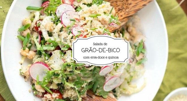 Aprenda a receita de salada que trará bons frutos em 2019