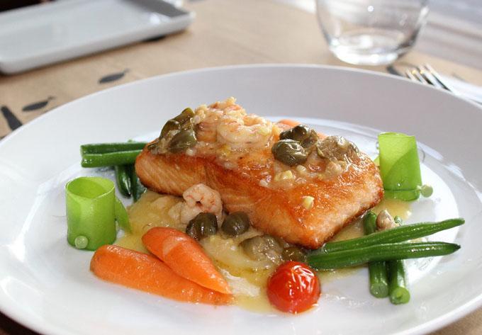 Le Fish tem menu especial para o Dia dos Namorados