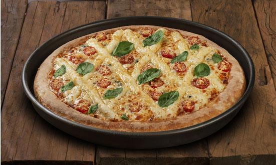 Novidades no cardápio da Super Pizza Pan
