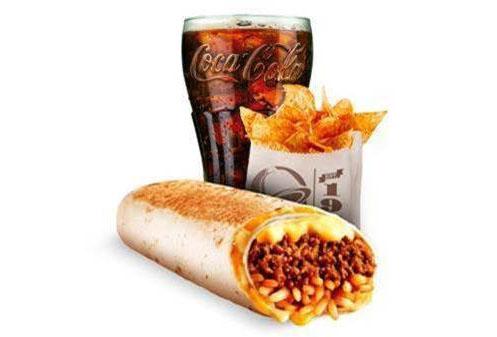 Taco Bell inova no cardápio e lança o Quesarito