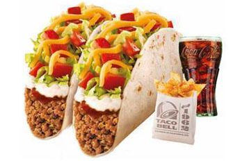 Taco Bell terá combos com 50% de desconto na Black Friday