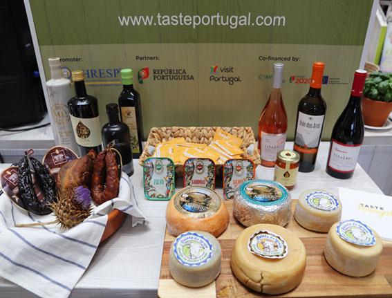 Taste Portugal no Mercado de Pinheiros, em São Paulo