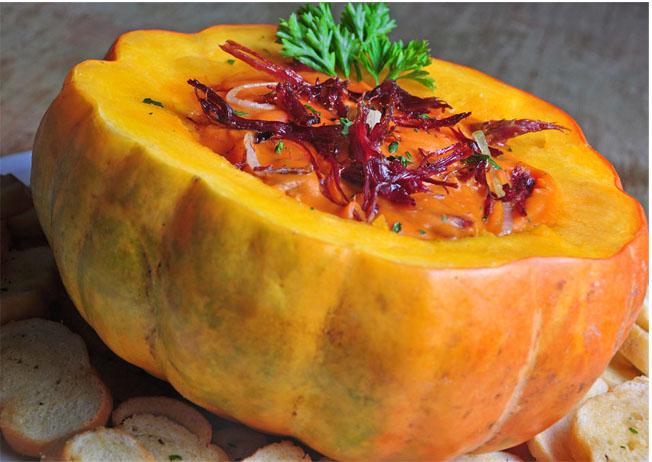 No ritmo do Halloween, restaurantes cariocas preparam delícias com abóbora, símbolo da festa